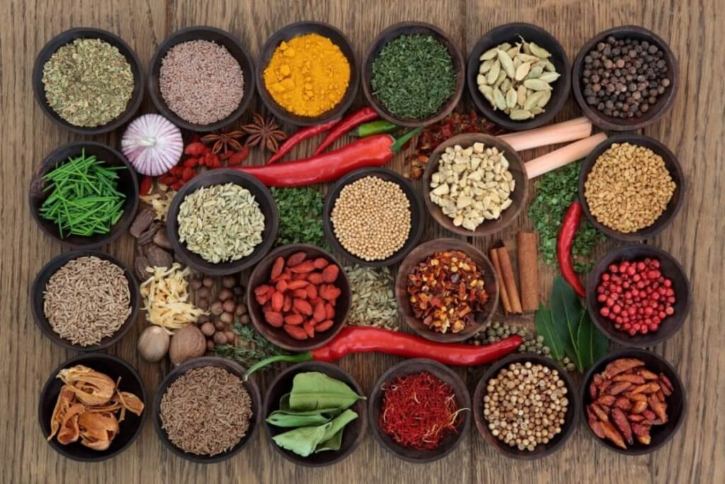best spices with benefits